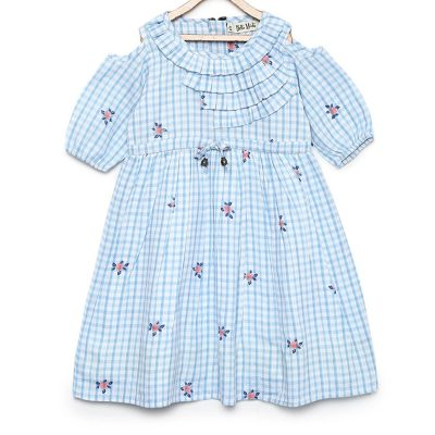 baby cotton dress
