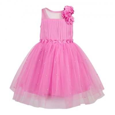 short flower girl dress